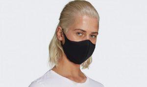 adidas выпустил маску из переработанных материалов