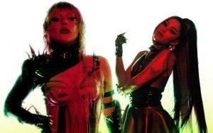 Леди Гага и Ариана Гранде выпустили совместный трек «Rain on Me»
