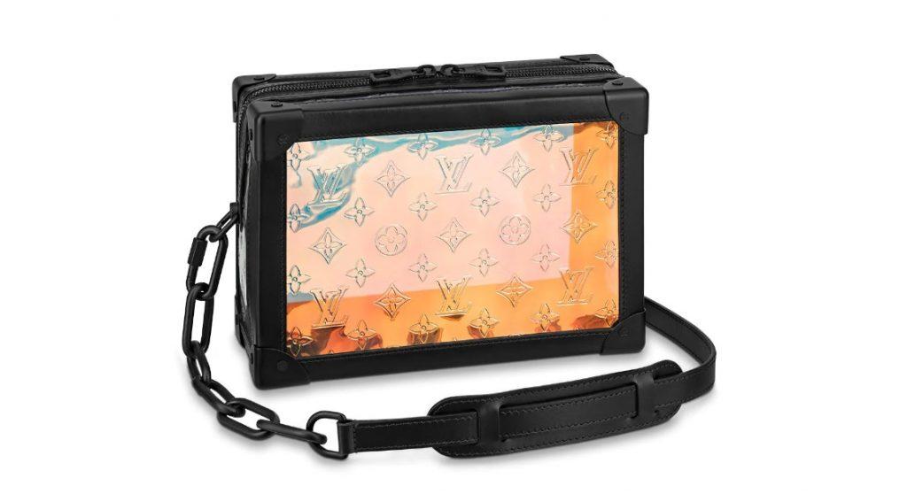 Louis Vuitton выпустил мужскую коллекцию сумок Soft Trunk