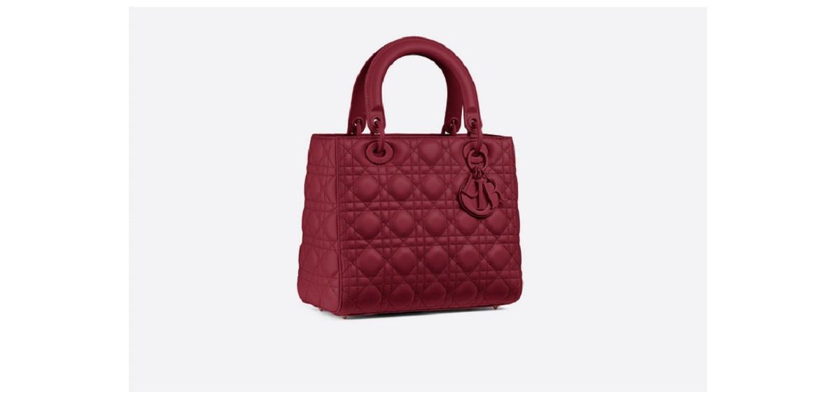 «Ultra-Matte» – новая коллекция сумок от Dior