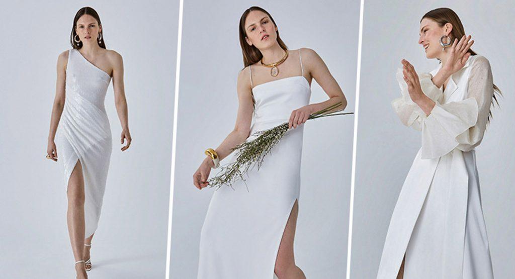 Лондонский шик: свадебная коллекция Galvan весна-лето 2021