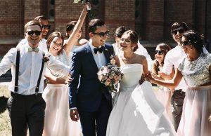 Имя мне ты: менять ли фамилию после свадьбы