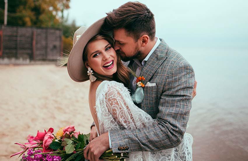 Свадебные традиции: песочная церемония