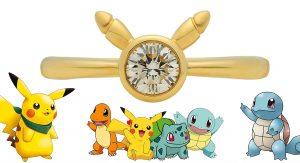 Компания Pokémon выпустила помолвочные кольца, вдохновленные Пикачу