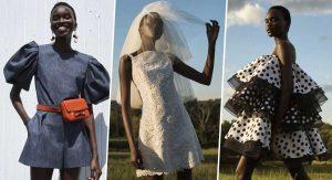 Carolina Herrera  показал летнюю невесту в новой круизной коллекции
