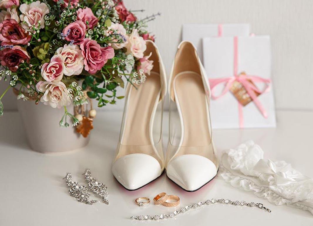 Счастливая пара: как выбрать свадебные туфли