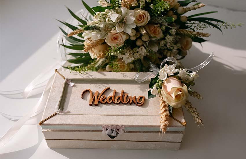 Свадебные традиции: как сделать капсулу времени