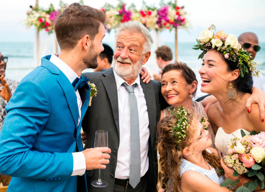 Свадебные традиции: танец с родителями