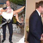 Лили Аллен и Дэвид Харбор поженились в Лас-Вегасе