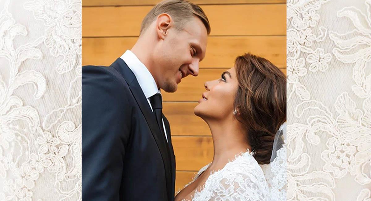 Анна Седокова и Янис Тимма поженились