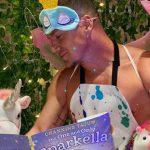 Ченнинг Татум написал детскую книгу и примерил костюм феи