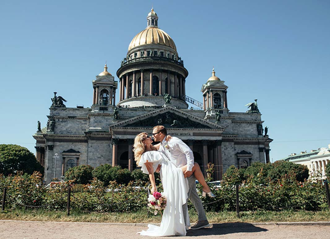 Поехали! 5 идей для медового месяца в России