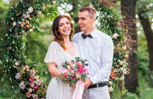 Винтажная роскошь: свадьба в стиле шебби шик