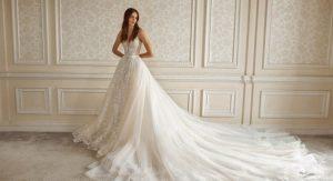 «Танцующая королева»: новая свадебная коллекция Galia Lahav