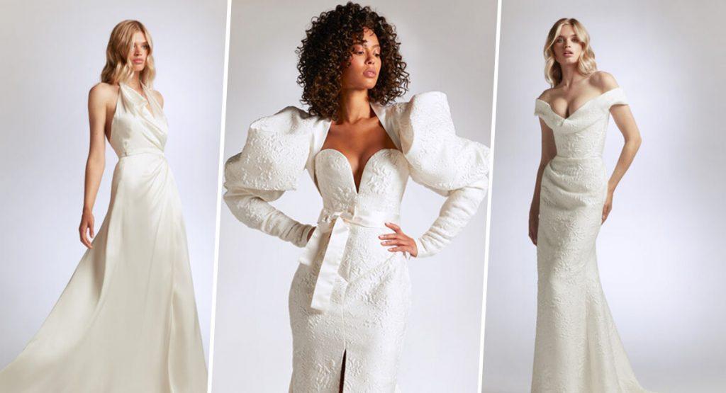 Vivienne Westwood представил новую свадебную коллекцию