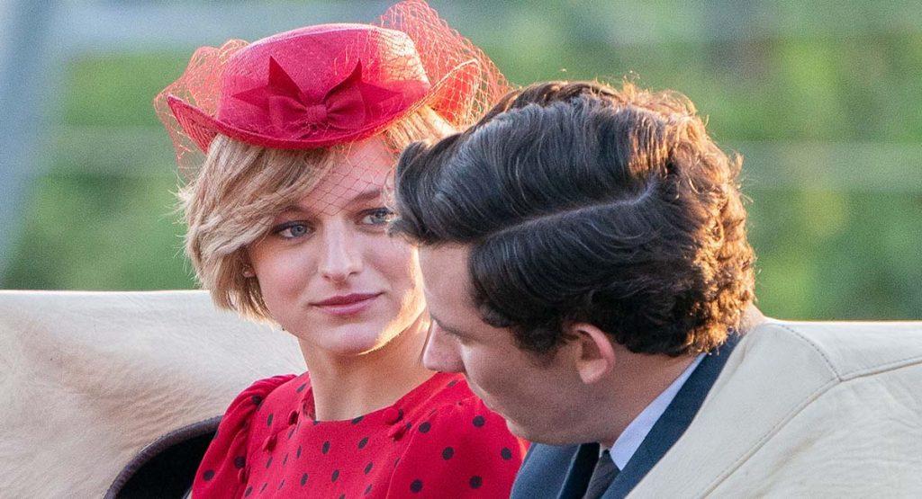 Свадьба принцессы Дианы в тизере нового сезона «Короны»