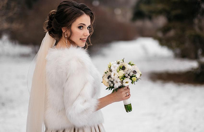 Зимняя невеста: 5 сказочных образов