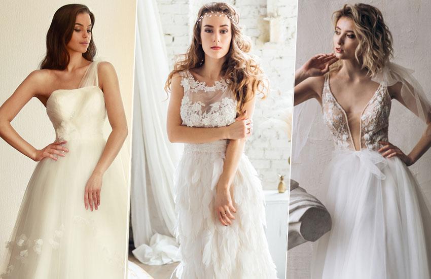 Горячие тренды свадебной моды 2021: платье невесты