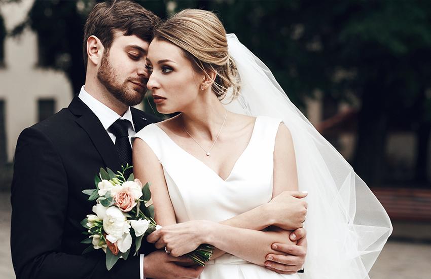 Ничего лишнего: свадьба в стиле минимализм
