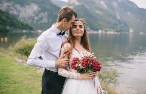Незабываемая церемония: 5 лучших мест для свадьбы в России