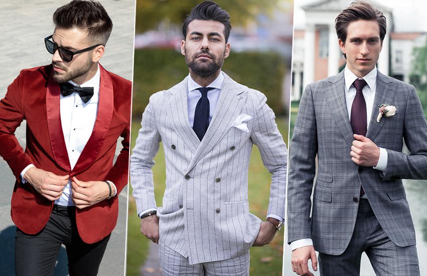 Горячие тренды свадебной моды 2021: образ жениха