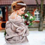 Тепло ли тебе, девица: верхняя одежда для невесты
