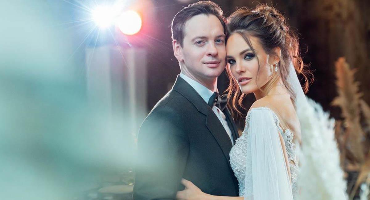 Александр Соколовский женился