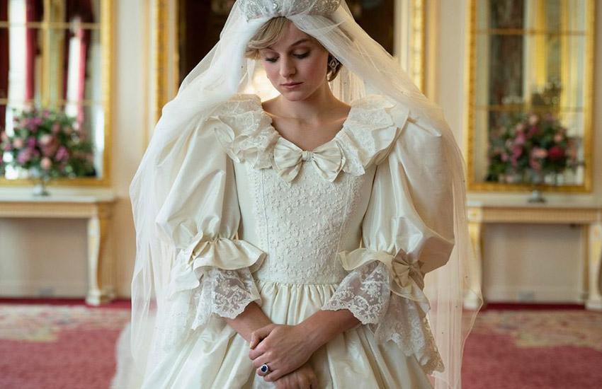 Сериал «Корона»: 5 культовых образов принцессы Дианы