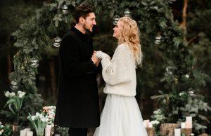 Зимняя свадьба: 7 мелочей, которые надо продумать заранее