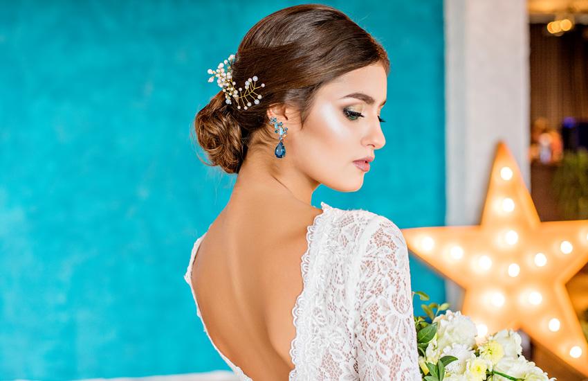 Горячие свадебные тренды 2021: украшения невесты