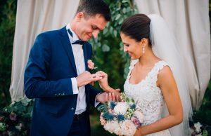 Горячие свадебные тренды 2021: обручальные кольца