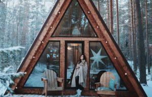 Попасть в сказку: 8 мест для романтичного зимнего отдыха в России