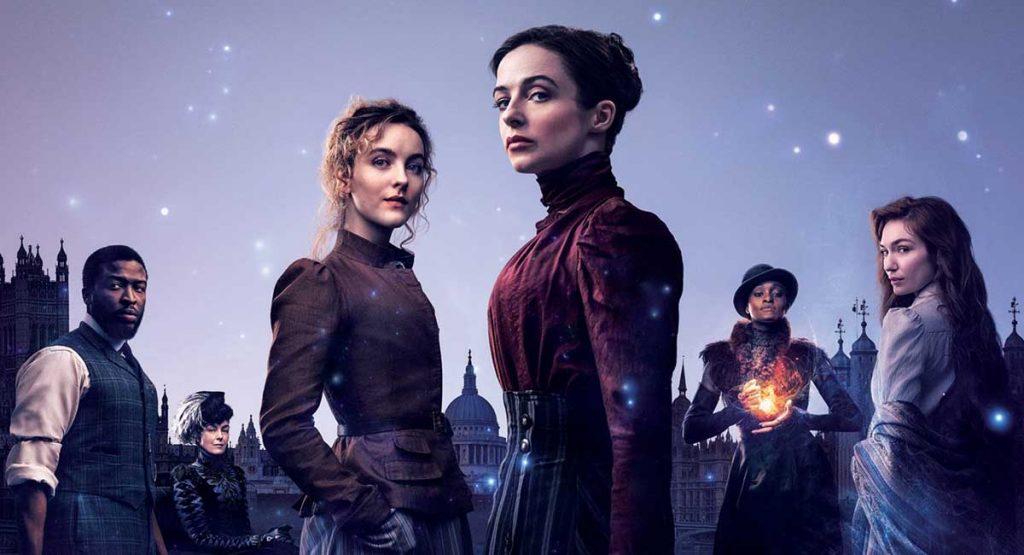Викторианские супергероини в трейлере сериала «Невероятные»