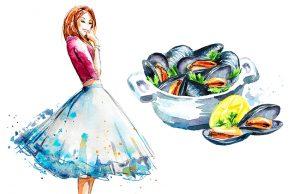 Скандинавская диета: самая простая программа похудения