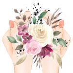 Время влюбляться: 10 идей для романтичного дизайна ногтей