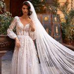 Путешествие во времени: 5 стильных эпох в свадебной коллекции Daria Karlozi