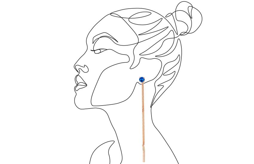 Мисс невесомость: что такое серьги-продевки и как их носить