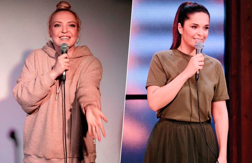 Девушки шутят: 7 российских звезд женского стендапа