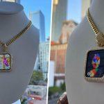 Дизайнер из Лос-Анджелеса превратил часы Apple Watch в ювелирное украшение