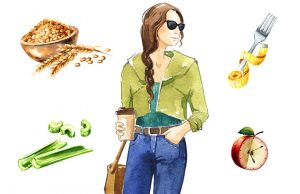 Съесть, чтобы похудеть: правда о продуктах с отрицательной калорийностью