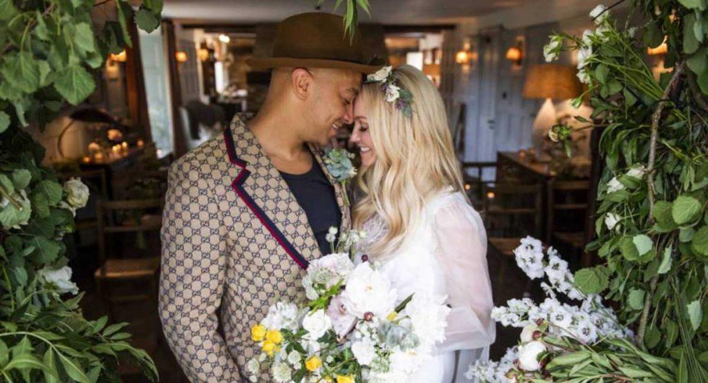Эмма Бантон из Spice Girls вышла замуж