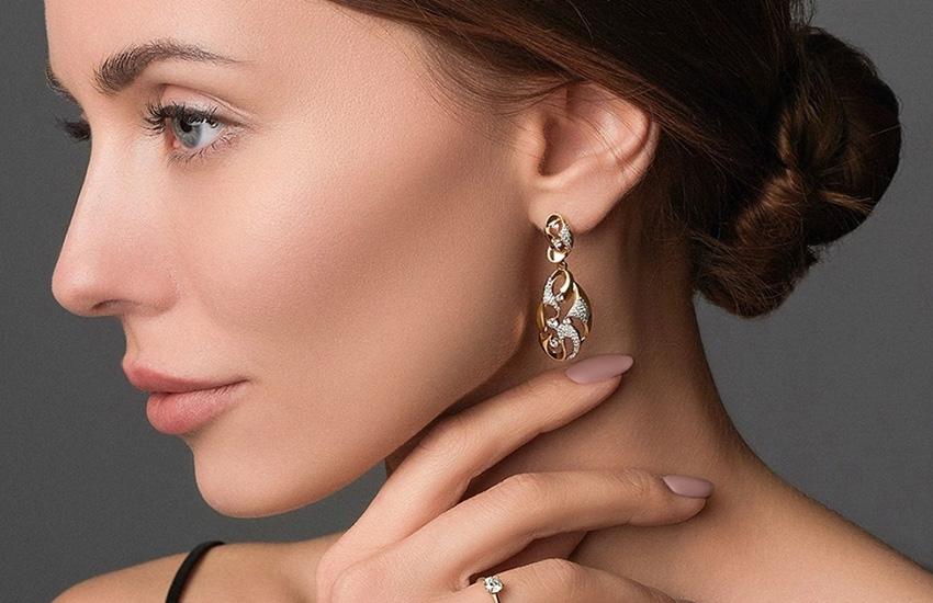 Не только классика: небанальные модели сережек с бриллиантами