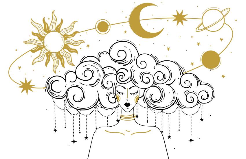 По звездам: 5 астрологических трендов в украшениях