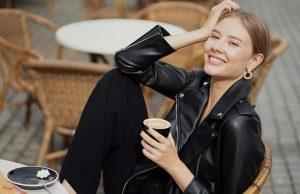 Total-black: как носить черный