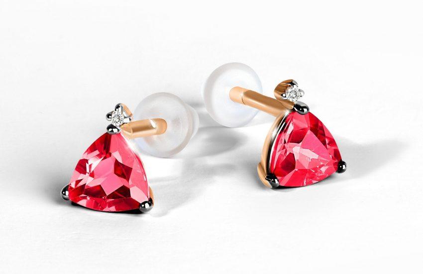 Царь камней: 5 украшений с рубином на каждый день